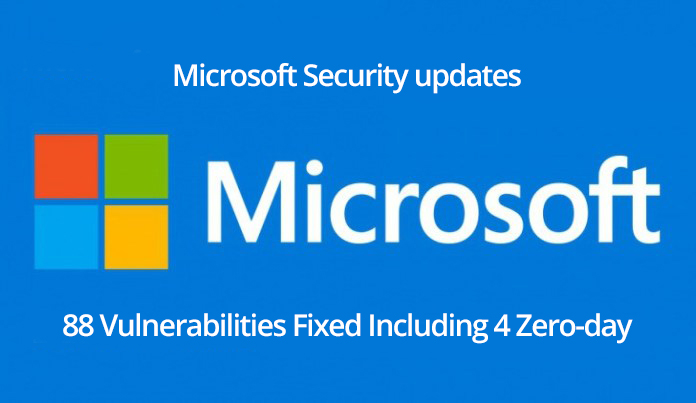 Microsoft Security Updates  - Microsoft 2BSecurity 2BUpdates - Microsoft Security Updates Fixes for 88 Vulnerabilities