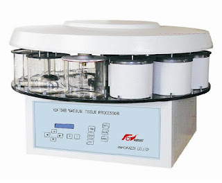 KD-TS6B, Automatic Vacuum Tissue Processor