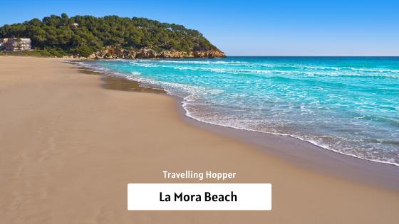 La Mora Beach View in Tarragona