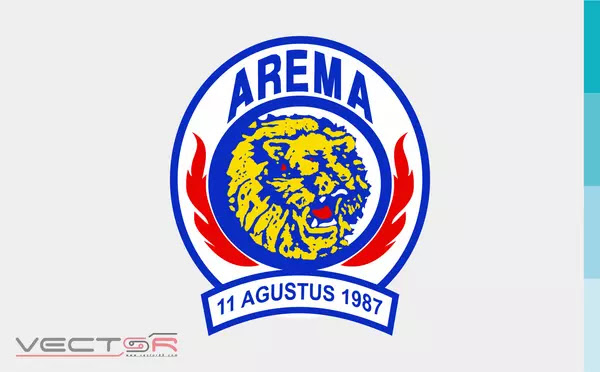 Arema Indonesia (1996) Logo - Download Vector File SVG (Scalable Vector Graphics)
