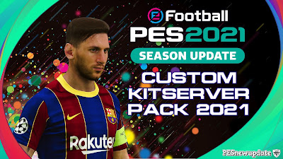 PES 2021 Custom KitServer Pack Season 2020/2021