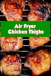 #Air #Fryer #Chicken #Thighs