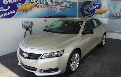 Pick of the Week – 2014 Chevrolet Impala