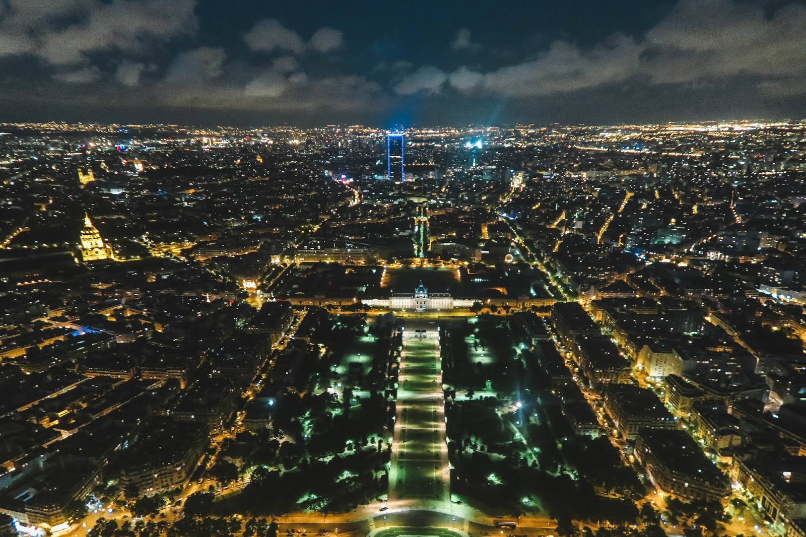 Eiffel Tower Views
