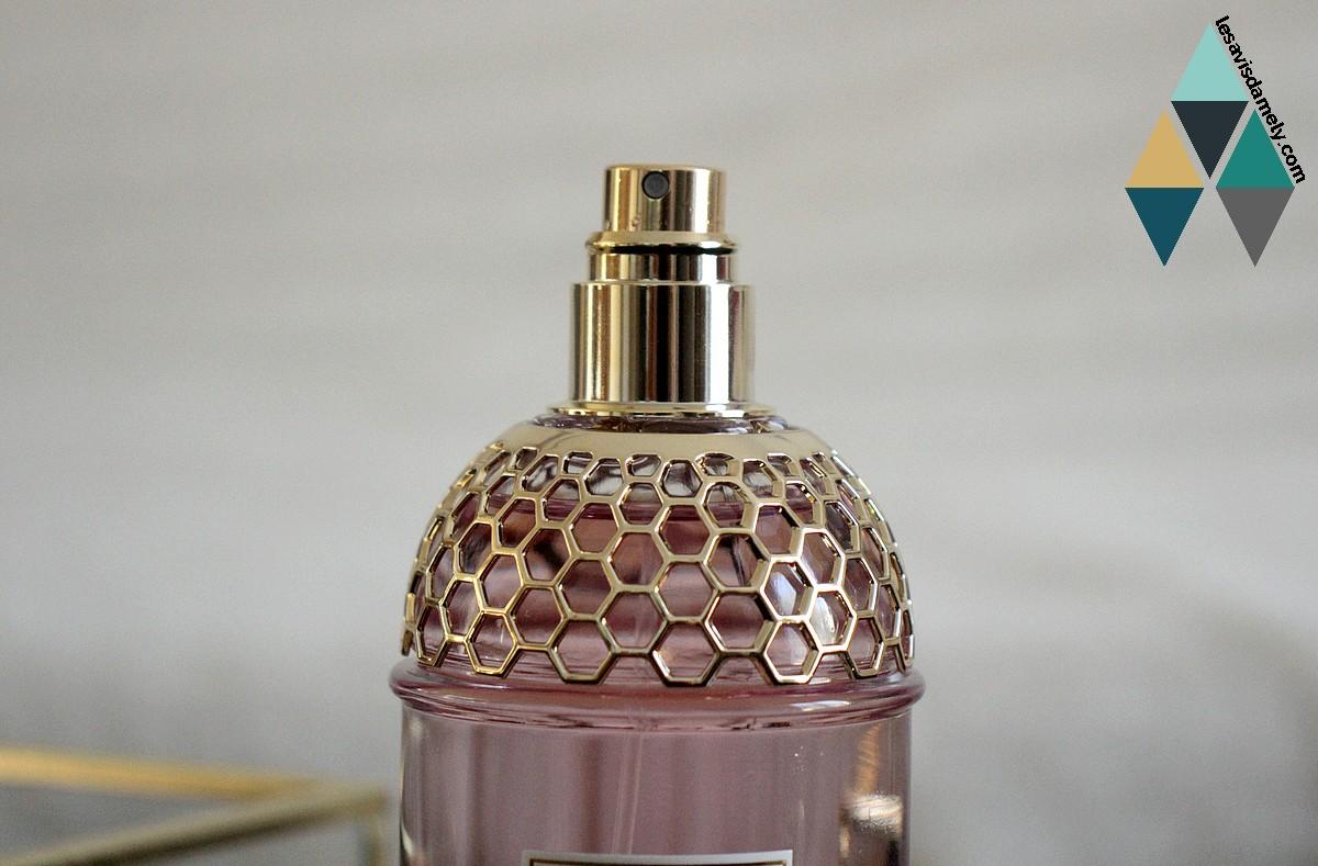 blog beauté parfum aqua allegoria granada salvia guerlain