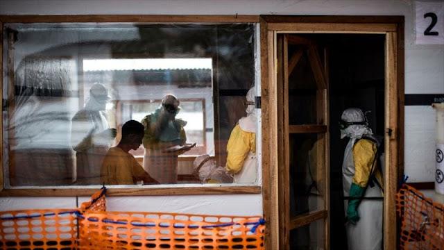 Descubren tratamientos efectivos contra la epidemia de ébola