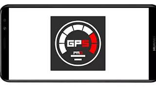تنزيل برنامج Speedometer GPS Pro mod مدفوع مهكر بدون اعلانات بأخر اصدار من ميديا فاير
