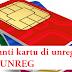 Cara Unregistrasi Kartu Telkomsel Yang Sudah Didaftarkan