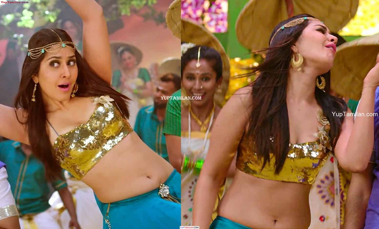 Rashi Khanna Sexy Navel Pictures
