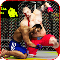 Martial Art Cage Battle King: MMA Fighting Mod Apk