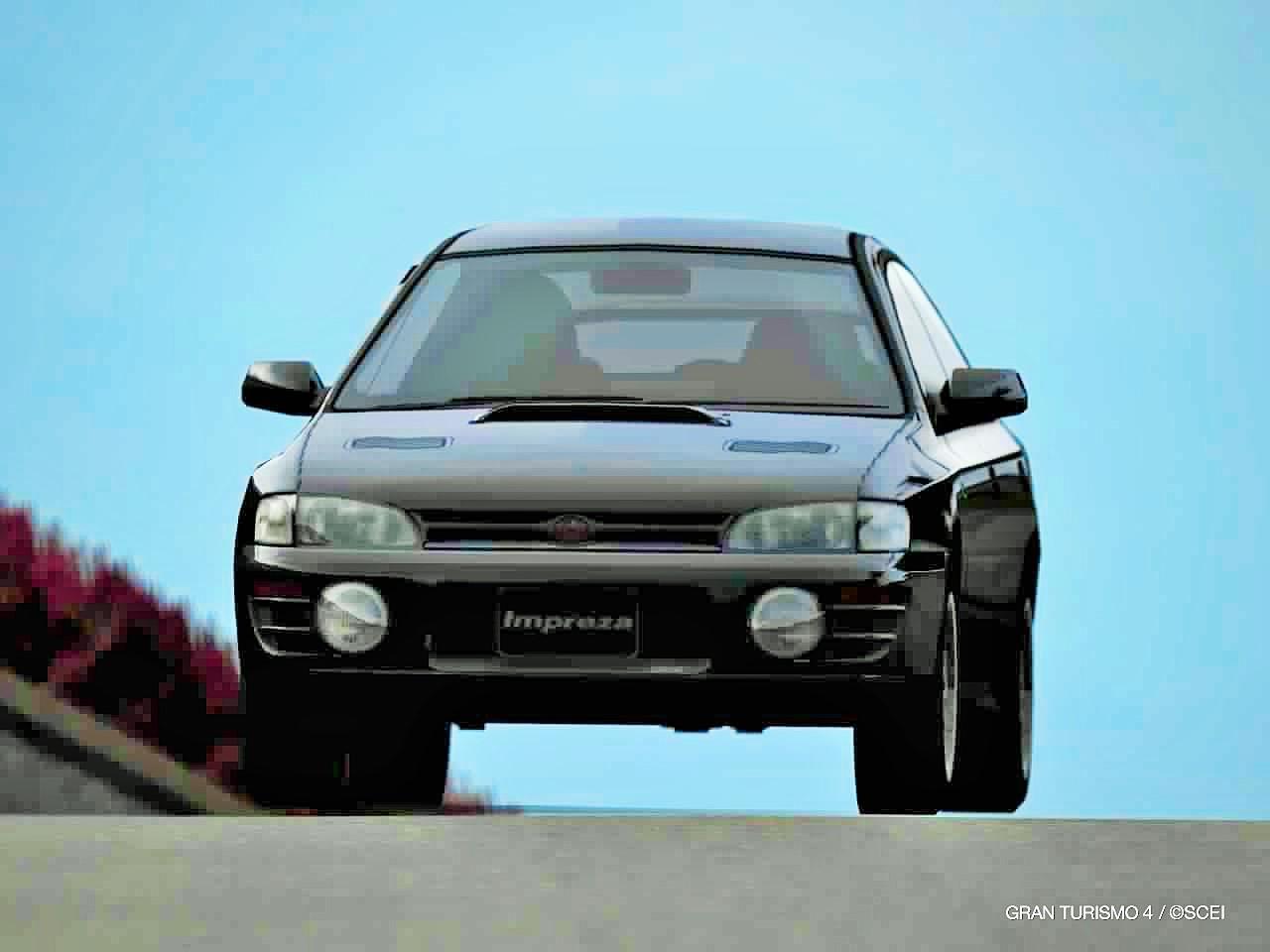 Gran Turismo Photo Dump: GT4 1994 Subaru IMPREZA Sedan WRX STi at ...