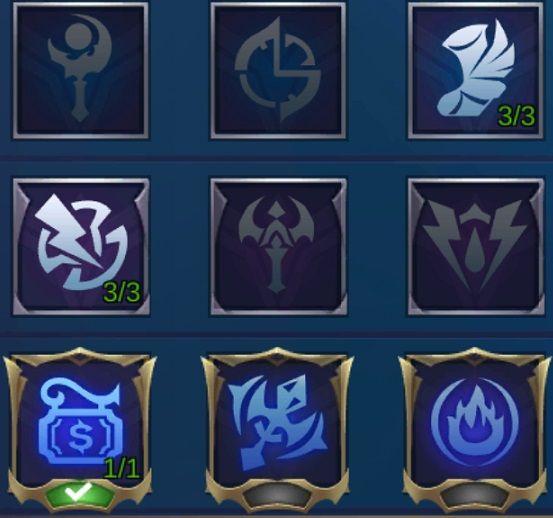 Emblem Gusion Mobile Legends 2020