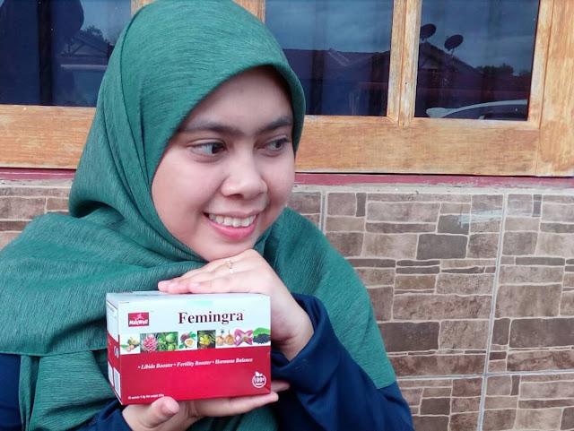 Femingra | Produk Berasaskan Bahan Bahan Organik