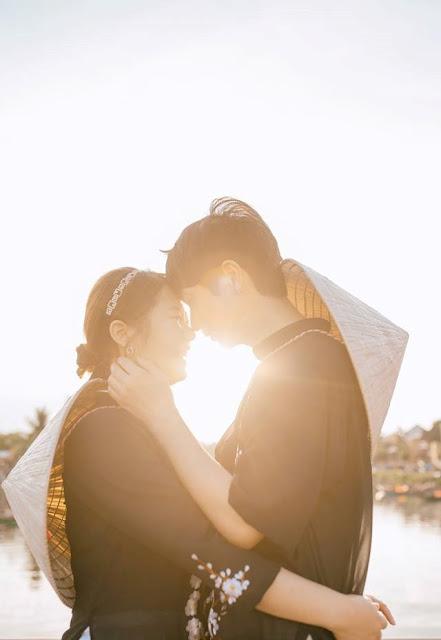 Chụp ảnh phóng sự du lịch kết hợp làm ảnh cưới couple tại Đà Nẵng - Hội An - Huế