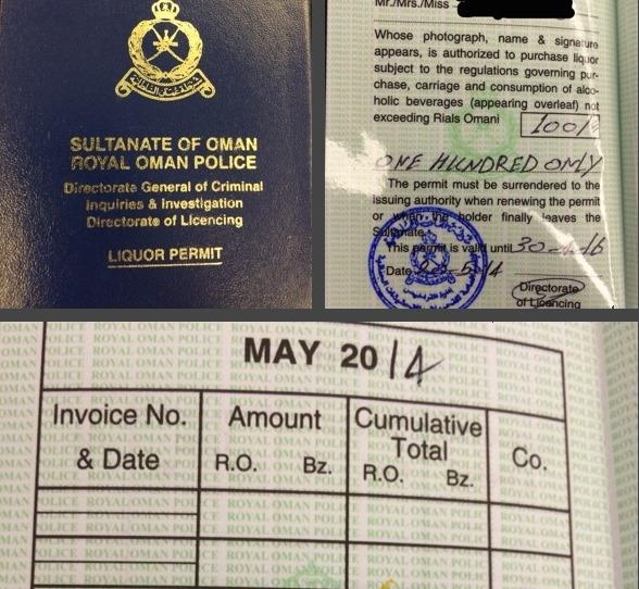 """""""Blue passport"""" czyli pozwolenie na zakup gorzały"""