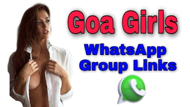 Goa Girl Dating Whatsapp Group Link