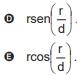 Letras D e E