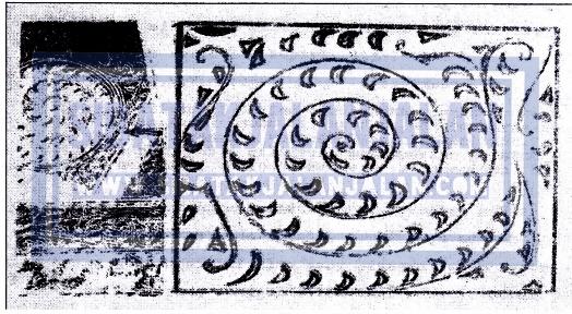 motif gorga silintong