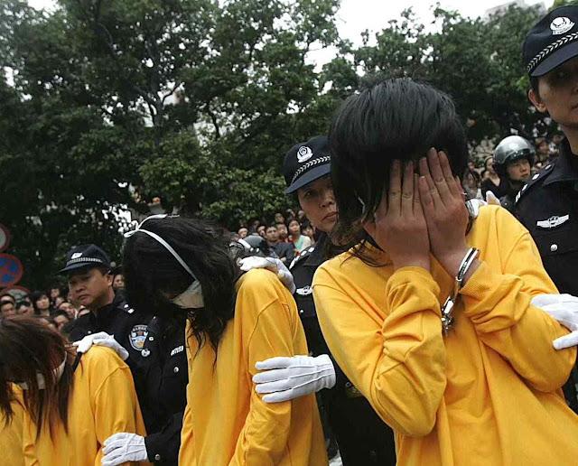 Dissidente hongkongueses aguardam o pior se enviados ao interior