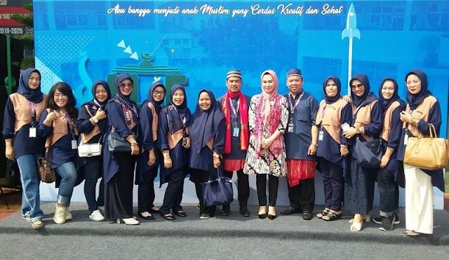 "SDI Al Azhar Gelar ""Islamic Festival 2020"" Se-Tangerang Raya"