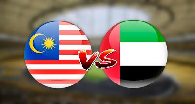 Live Streaming Malaysia vs UAE Kelayakan Piala Dunia 10.9.2019