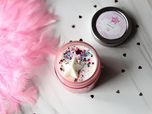 avis mysweetiescandles sheherazade box bougies parfumées la note de coeur blog bougie cocooning