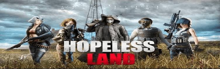 تنزيل لعبة hopeless land fight for survival للاندرويد برابط مباشر مجانا