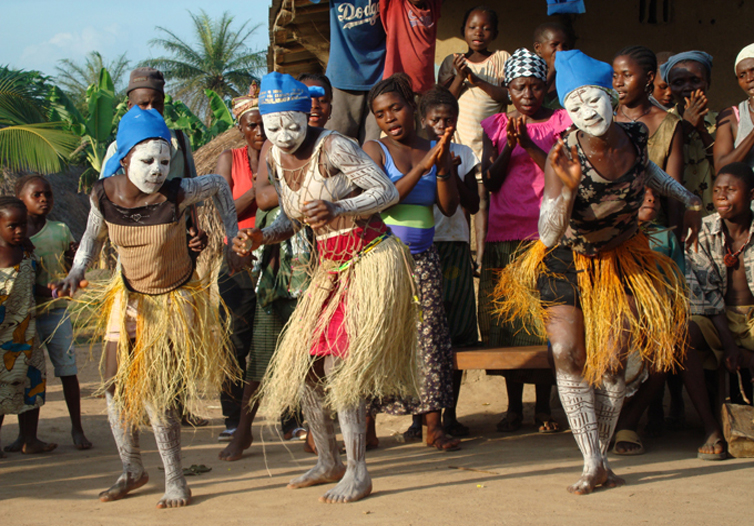 Países no Continente Africano: Serra Leoa