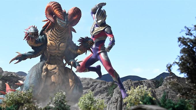 Ultraman Trigger Episode 9 Subtitle Indonesia