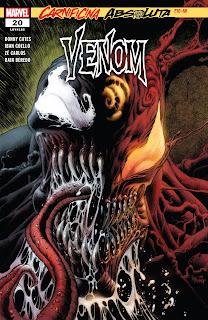 Venom #20-O Velho Shinobi
