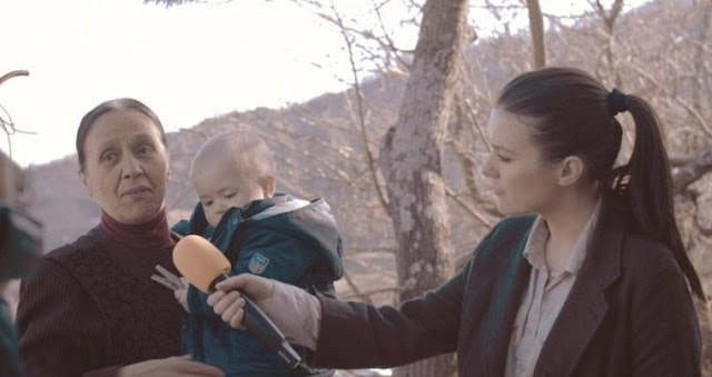Albanian film 'The News' wins Best International Short Film