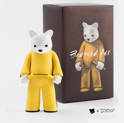 Bruised Lee Unbruised Edition Vinyl Figure by Luke Chueh x VTSS