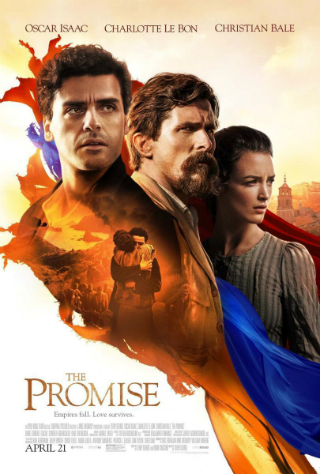 The Promise [2016] [DVDR] [NTSC] [Latino]