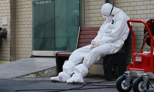 Thảm họa Hàn Quốc: Nếu không dập dịch nhanh, 40% dân số nước này sẽ nhiễm Corona chỉ trong vòng một tháng tới