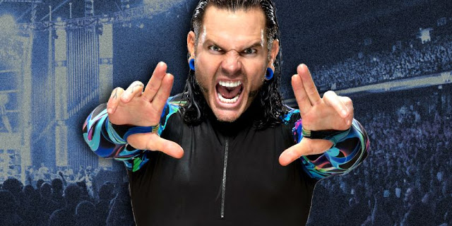 Jeff Hardy Arrested Again, Charged With Driving While Impaired
