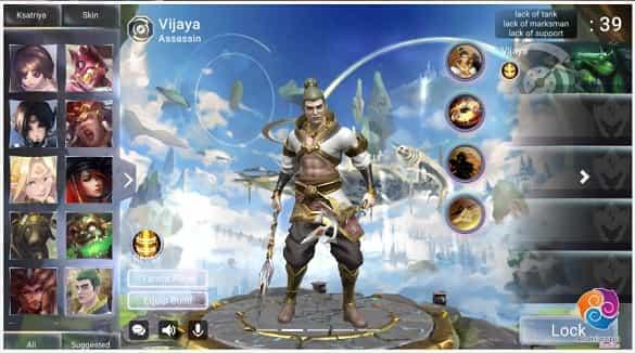 game moba dari Indonesia