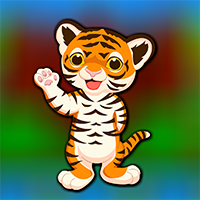 Play AVMGames Rescue Tiger Cub