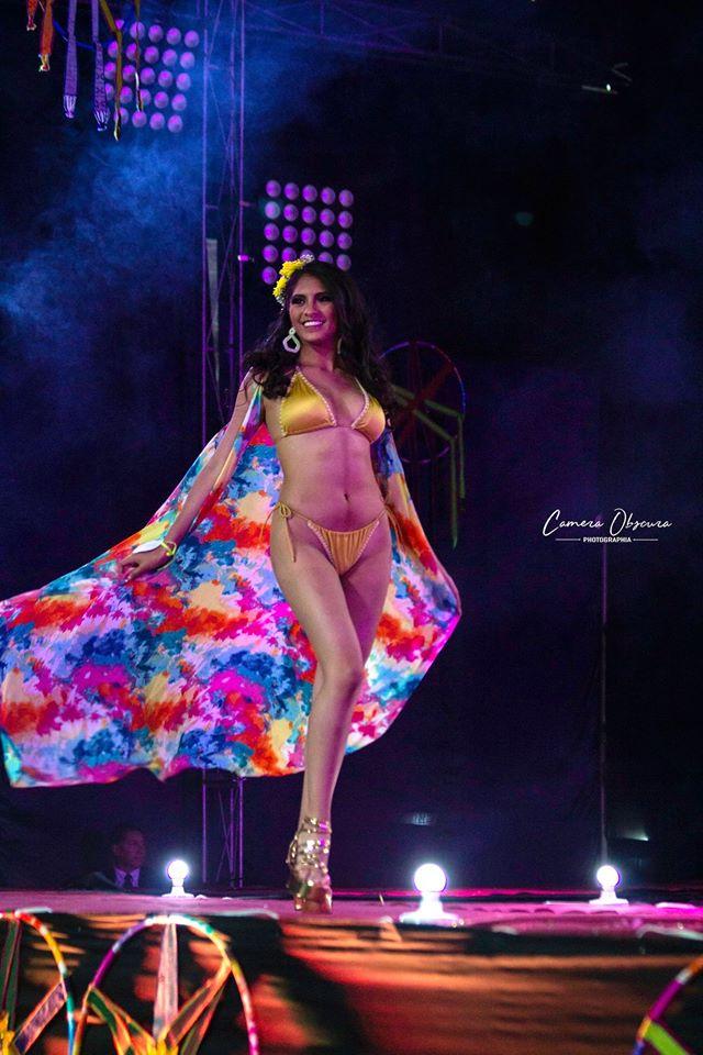 Las mejores fotos de Alexandra Rojas Amoretti, miss Carnaval 2020 - Cajabamba