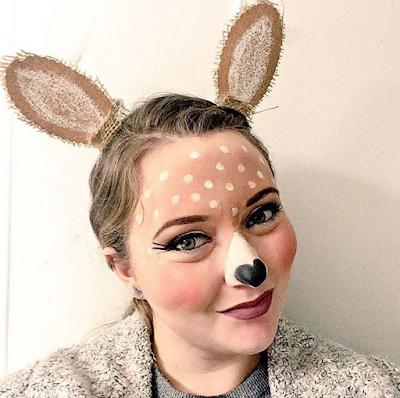 snapchat deer filter