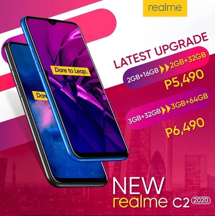 Realme C2 2020