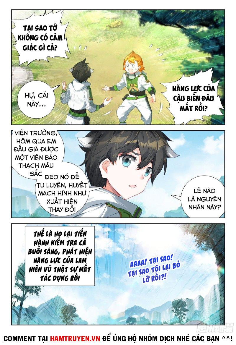Chung Cực Đấu La chap 185 - Trang 9