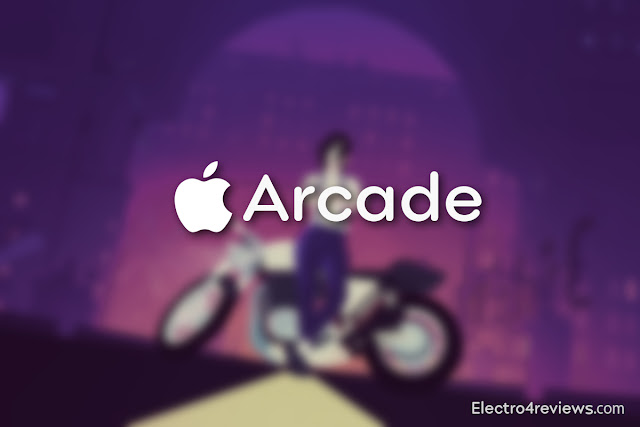 Apple's new gaming service - appel arcade