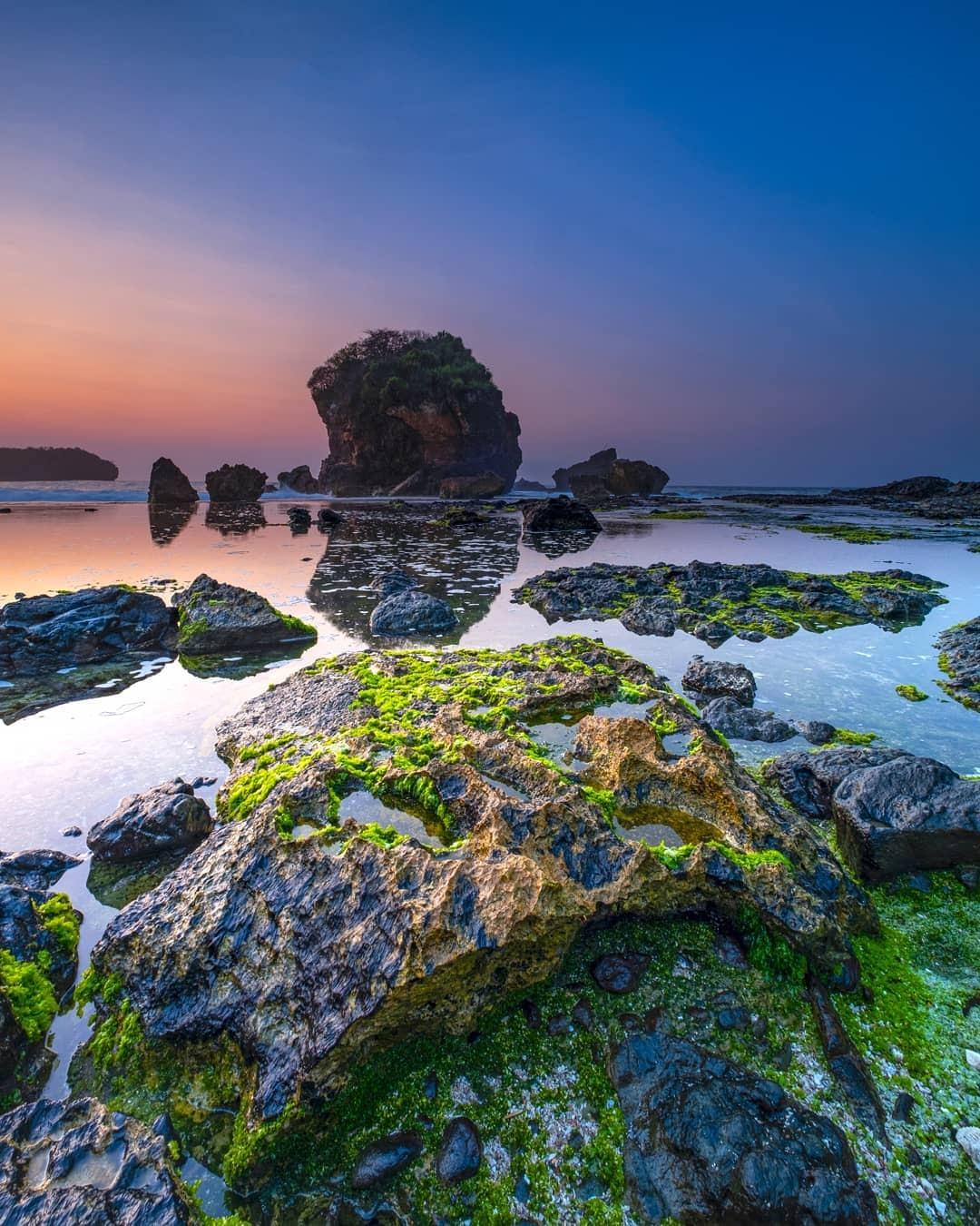 Fasilitas Pantai Jungwok