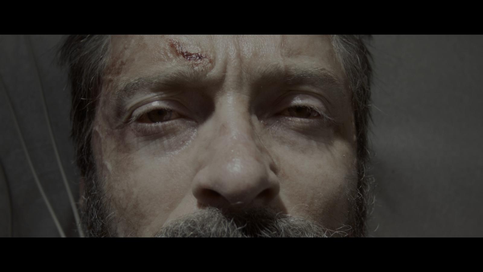 Logan: Wolverine (2017) 4K UHD Blu-Ray Completo captura 4