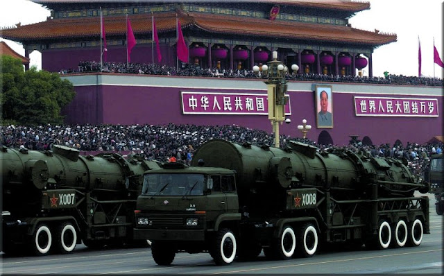 Chinese nuclear rocket