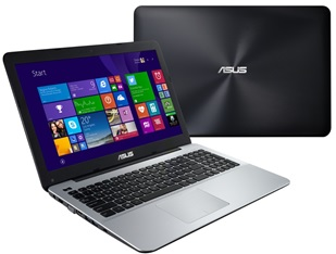 ASUS F555LJ Windows 10 64bit Drivers