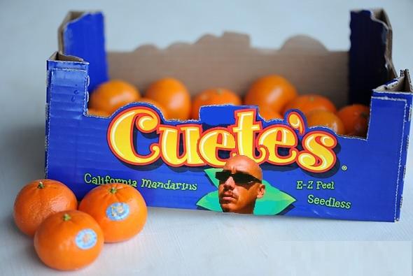 Cuete's Mandarins