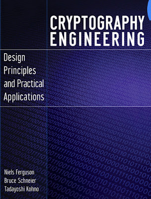 Cryptography engineering design principles and practical applications by niels ferguson and bruice schneier pdf