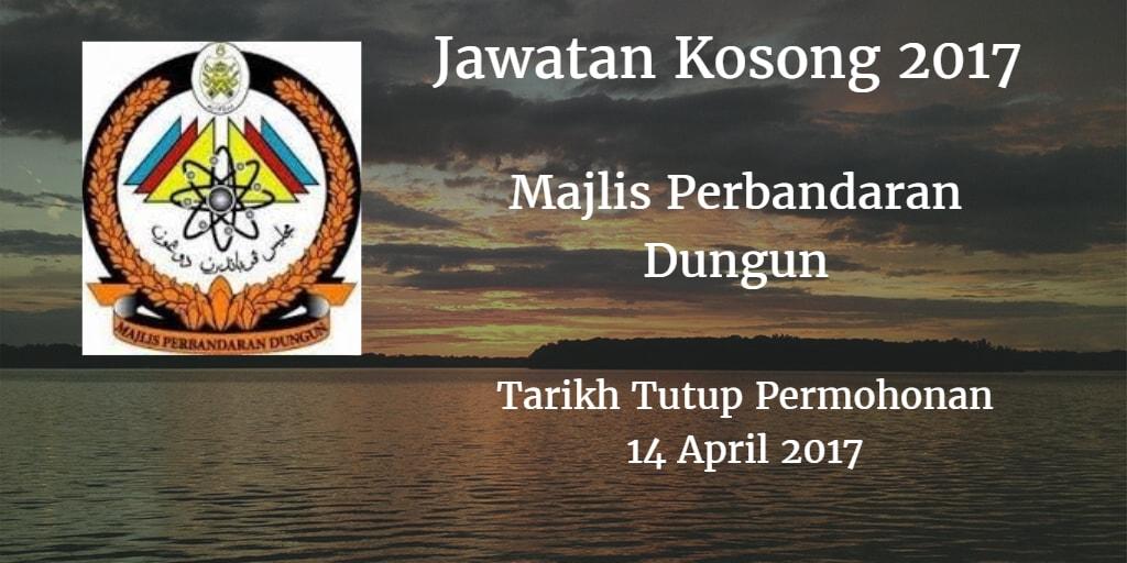 Jawatan Kosong MPD 14 April 2017