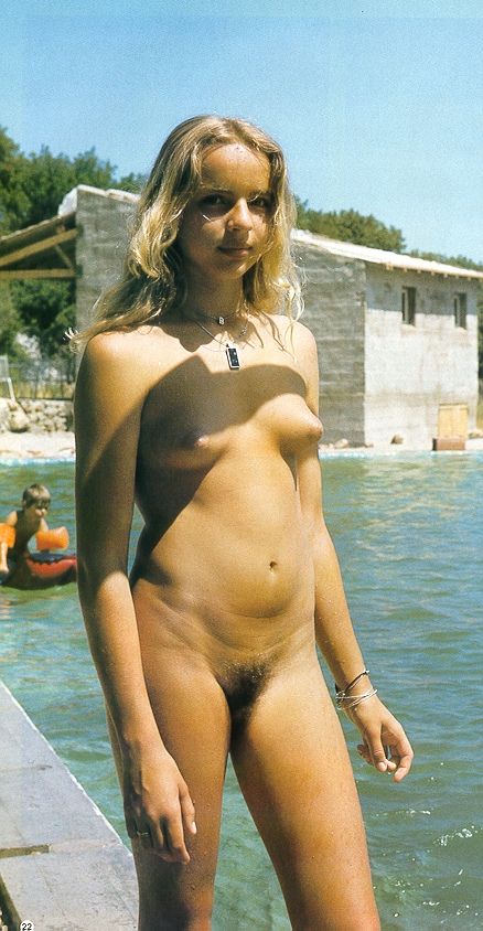 Classic nudist galleries absolutely assured